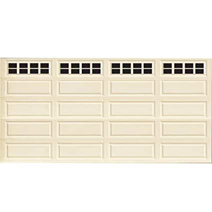 Beau Household Essentials 232 Magnetic Faux Garage Door Windows | 32 Pieces For Double  Car Steel Garage