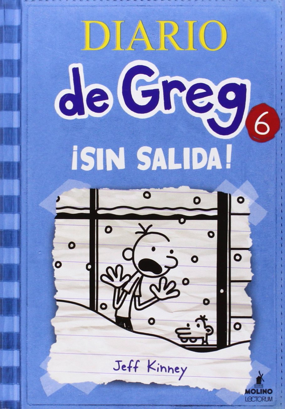 More products by jeff kinney read reviews and compare diario greg salida spanish diary solutioingenieria Image collections