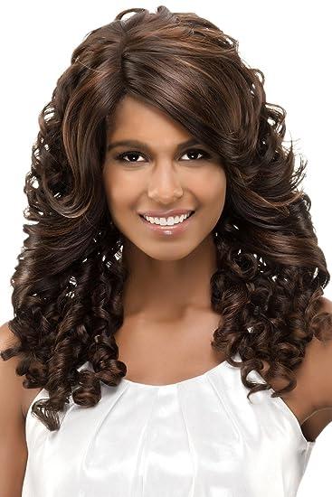 Amazon.com: Deep Invisible Encaje parte peluca – Giselle ...