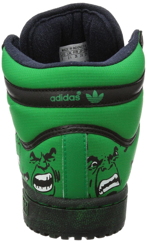adidas Originals Top Ten Hulk G96049, Jungen Sneaker, Grün