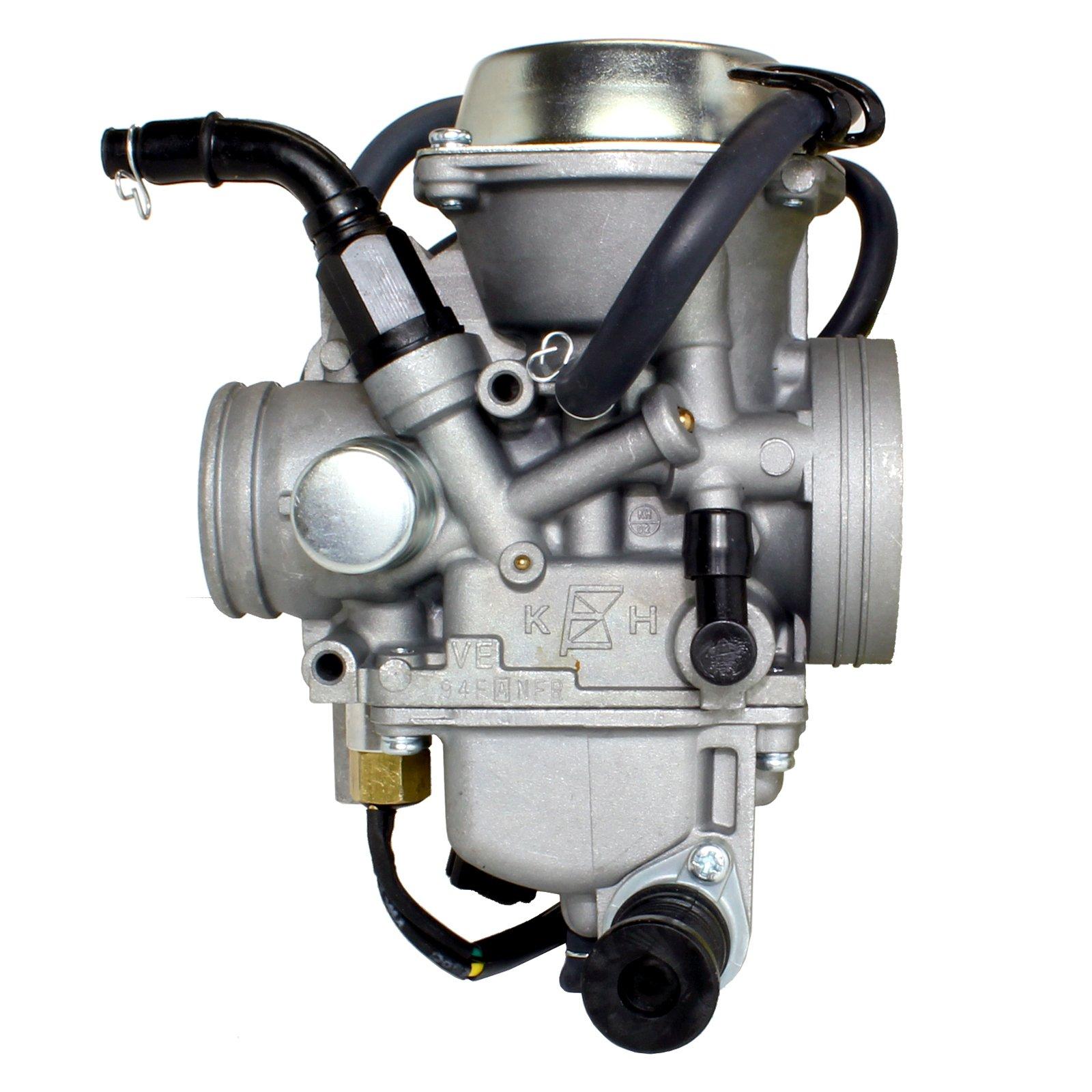 Caltric Carburetor Fits Honda 350 Rancher TRX350FE TRX350FM 2000-2003 New Carb by Caltric (Image #2)