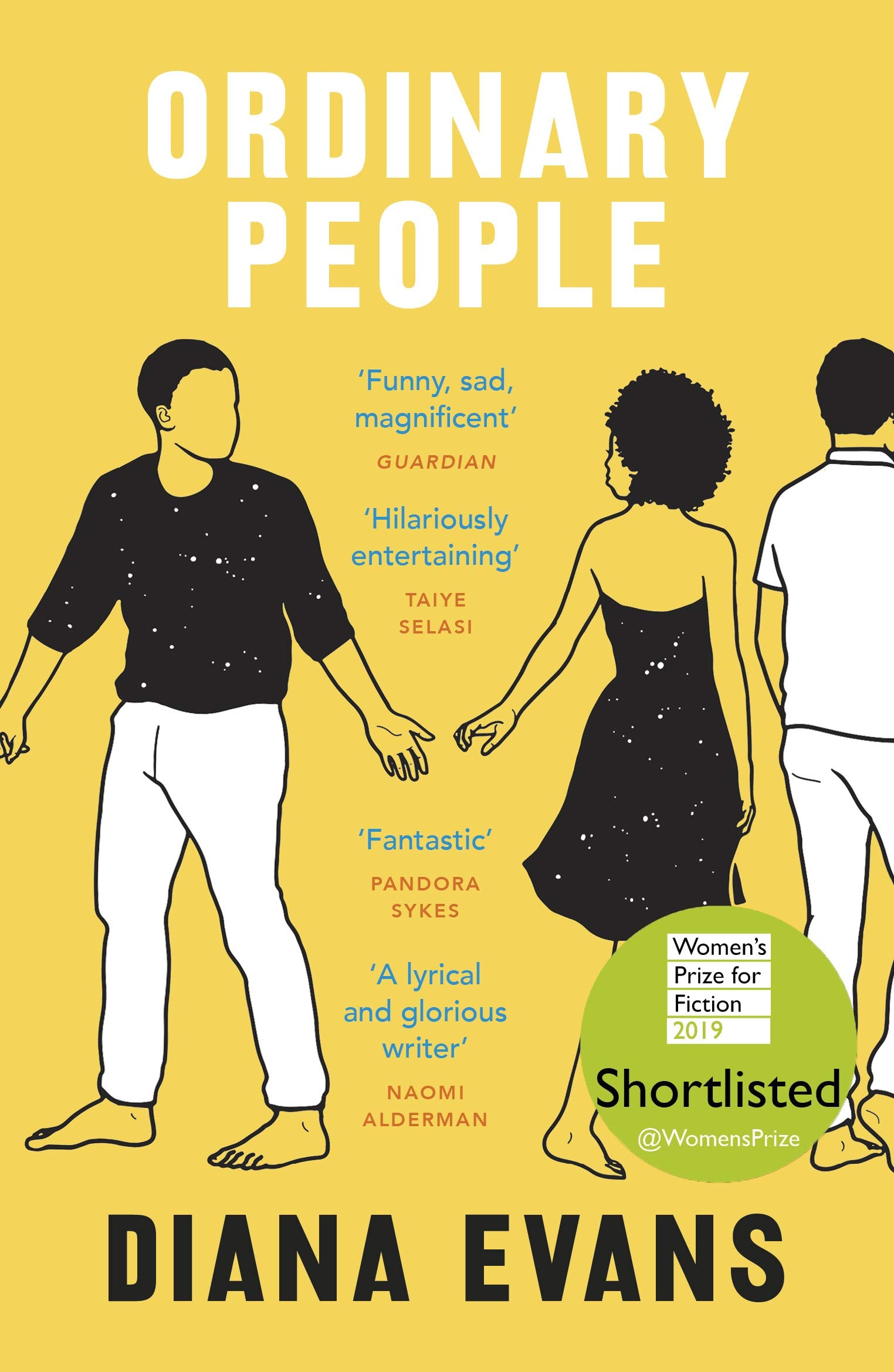 Ordinary People: Shortlisted for the Women's Prize for Fiction ...