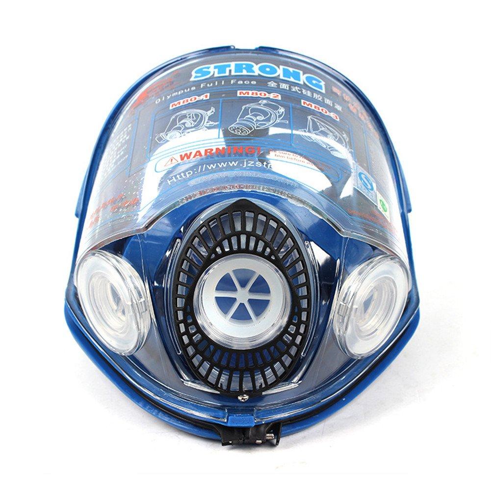 ST-M80-2 Gas Mask Full Facepiece Reusable Chemical Respirator
