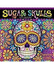 Sugar Skulls 2019 Wall Calendar