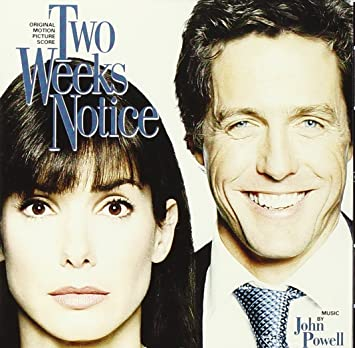 John Powell - Two Weeks Notice: Original Motion Picture Score