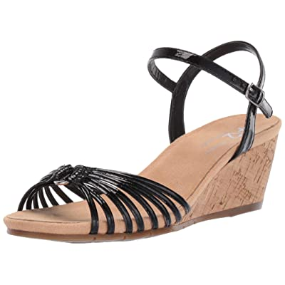 Aerosoles Women's Fruit Cake Wedge Sandal | Platforms & Wedges