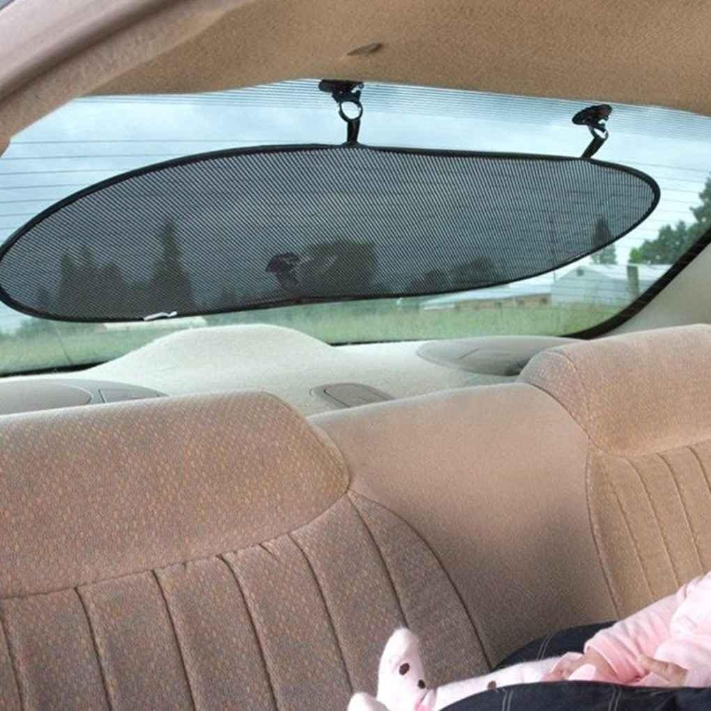 Level Great Auto Sun Shade Trasera del veh/ículo Escudo de protecci/ón del Visor Volver Ventana de Coche Cortina de Aislamiento sombrilla del Acoplamiento de la Pantalla de Calor