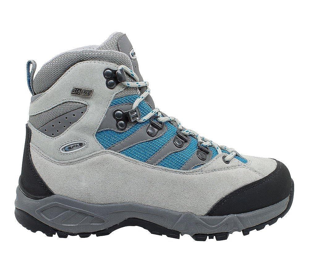Kefas, Damen Trekking- & Wanderstiefel  Blau blau