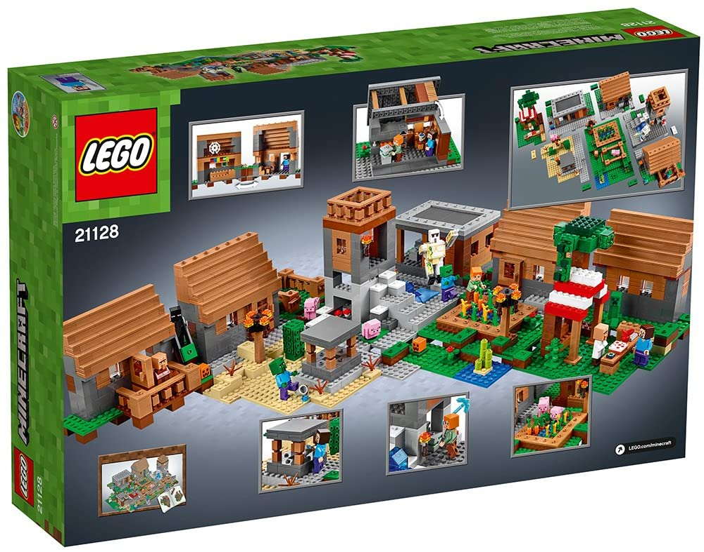 LEGO Minecraft The Village 9