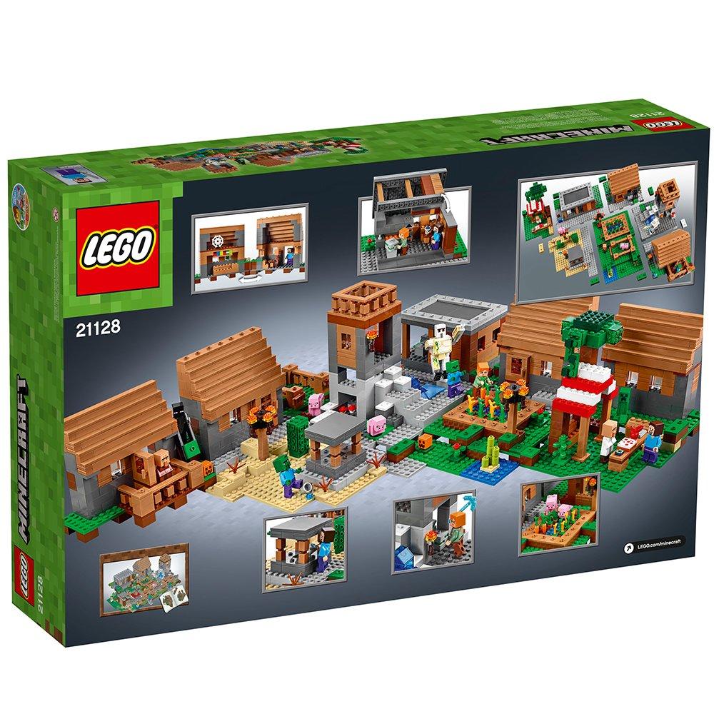 Amazon Lego Minecraft The Village 21128 Toys Games