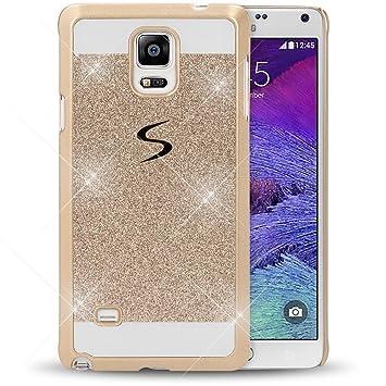 NALIA Funda Carcasa Compatible con Samsung Galaxy Note 4 ...