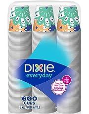 Dixie Bath Cups 3oz (88.7ml) -600Pcs