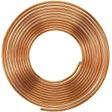 Copper Pancake Coil Soft Copper Pipe (Pack of 1)