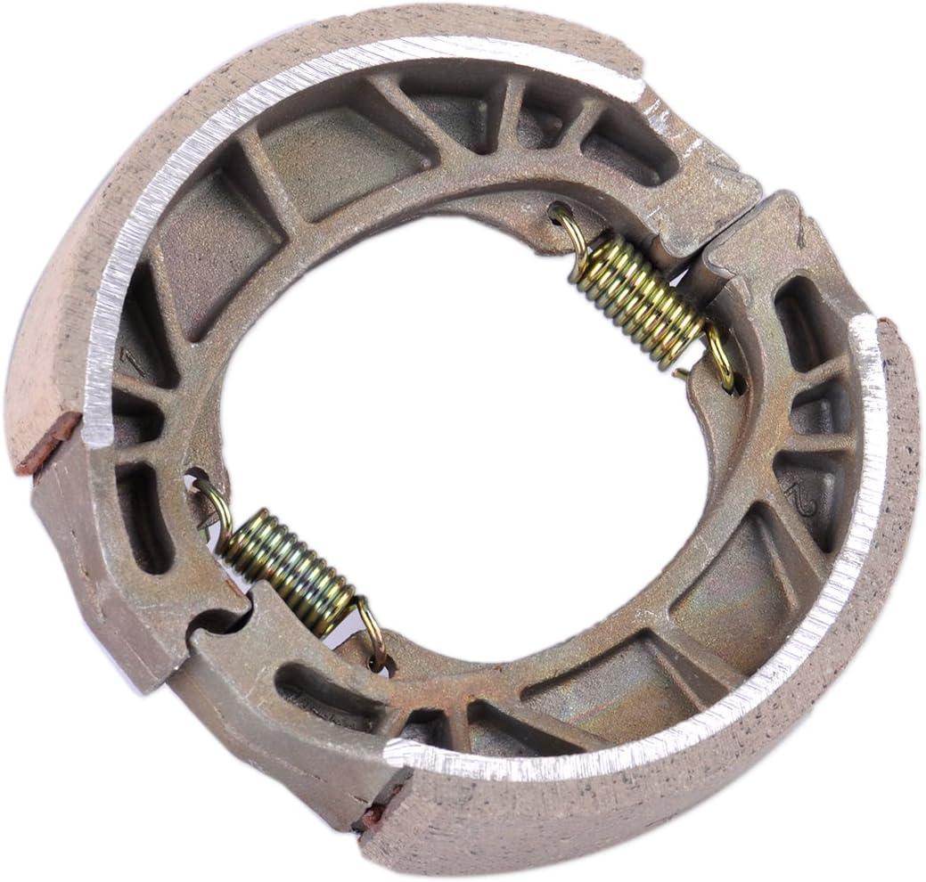 Eastar 105mm Hintere Trommel Bremsbeläge Bremsbeläge Schuhe Bremsbeläge Moped Scooter Küche Haushalt