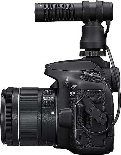 Canon DSLR Camera [EOS 90D] Vlogging Video Creator Kit review