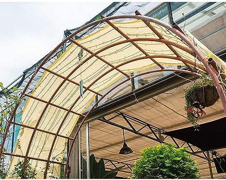 Toldo Protector Solar Balcón Sombra del Techo Red Sol Al Aire ...