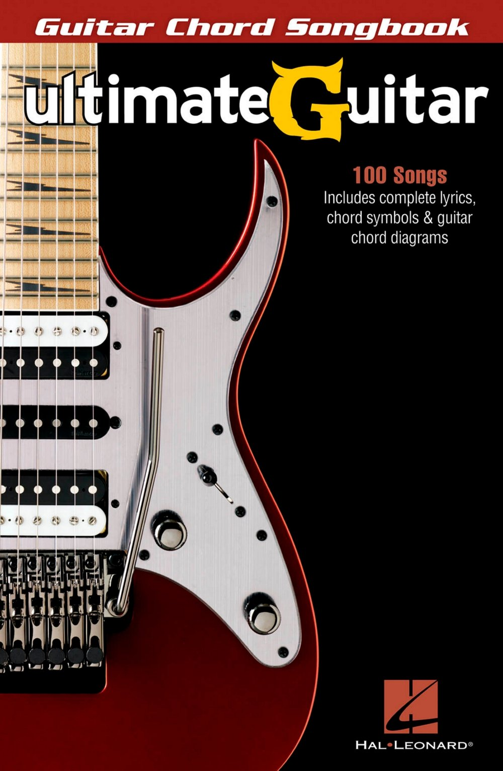 Amazon Hal Leonard Ultimate Guitar Guitar Chord Songbook