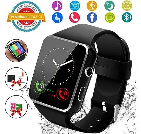Amazon.com: Smart Watch, Fitness Tracker Smartwatch Activity ...