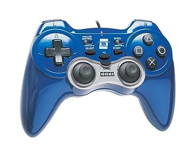 PS3 Hori Pad 3 Turbo Controller USB [Blue]