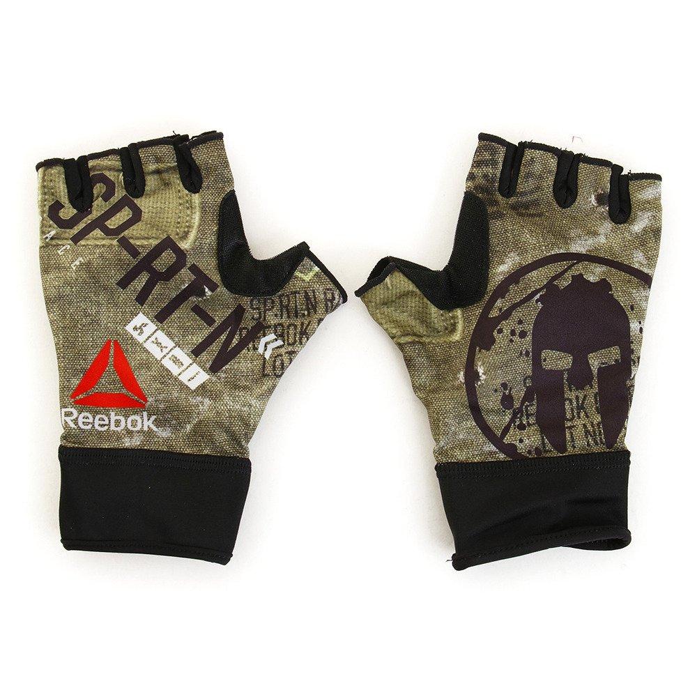 Reebok Spartan Gloves Guantes, Niños, Negro (Negro), M BR9385