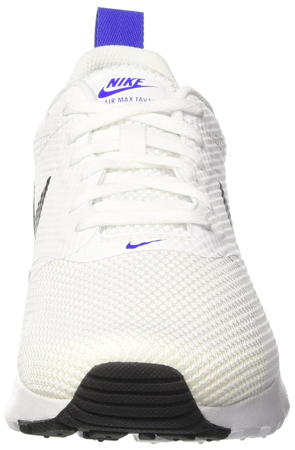 innovative design 7fe64 25bcf Nike Air Max Tavas, Sneaker a Collo Basso Uomo, Multicolore  (Blanco Negro Azul), 43 EU  MainApps  Amazon.it  Scarpe e borse
