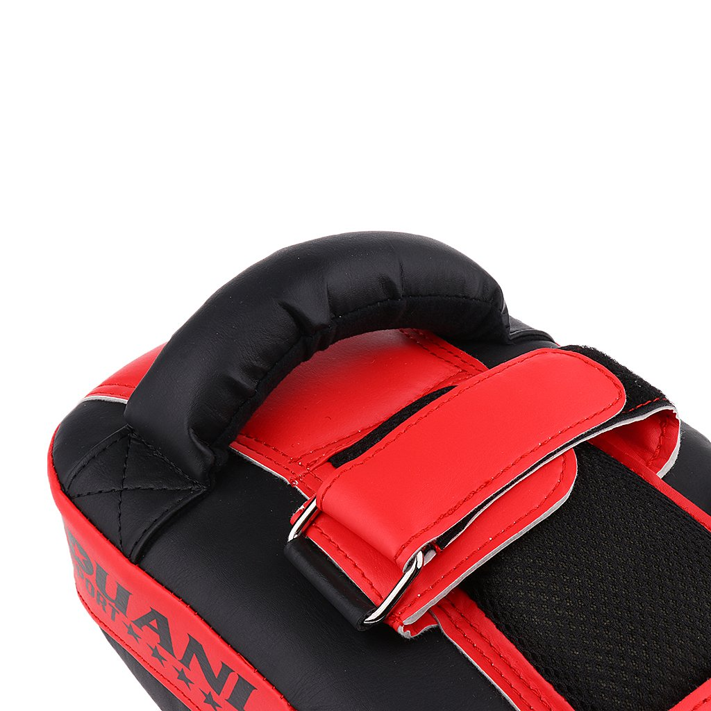Pratze MMA UFC Free Fight Training Sharplace Schlagpolster Muay Thai Pad Thaiboxen Schlagkissen Pratzen F/ür Kickboxen