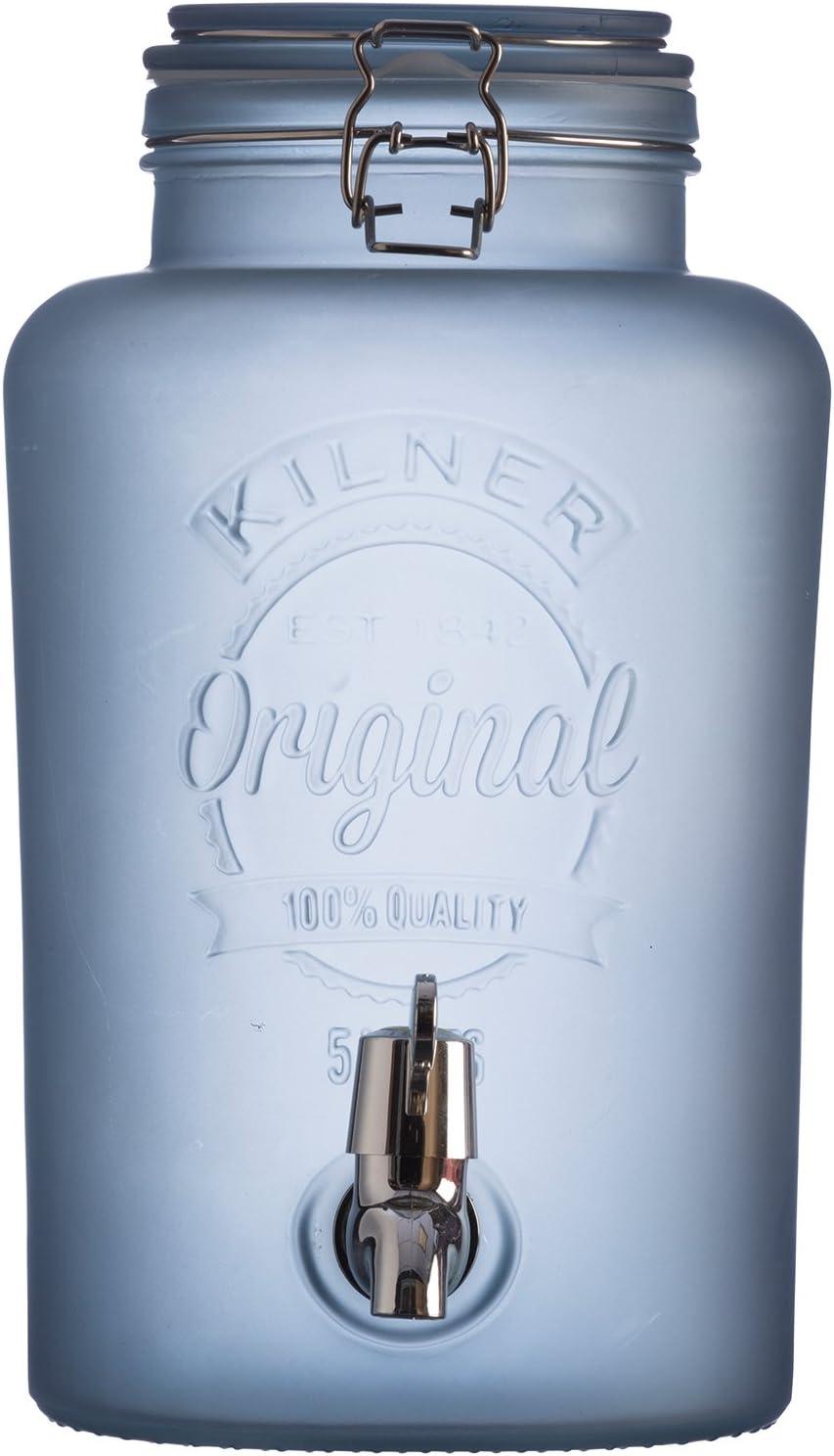 Kilner Bleu givr/é 5/litre Distributeur de boissons