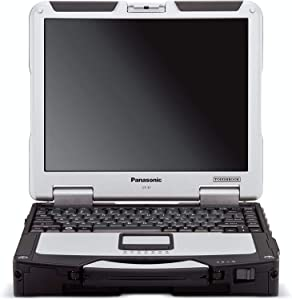 "Panasonic Toughbook CF-31 MK5, Intel i5-5300U @2.3GHz, 13.1"" LED Touchscreen, 16GB, 1TB SSD, Windows 10 Pro, WiFi, Bluetooth, DVD, 4G LTE, GPS, Backlit Keyboard (Renewed)"