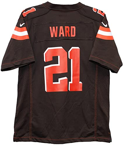 cleveland browns on field jersey