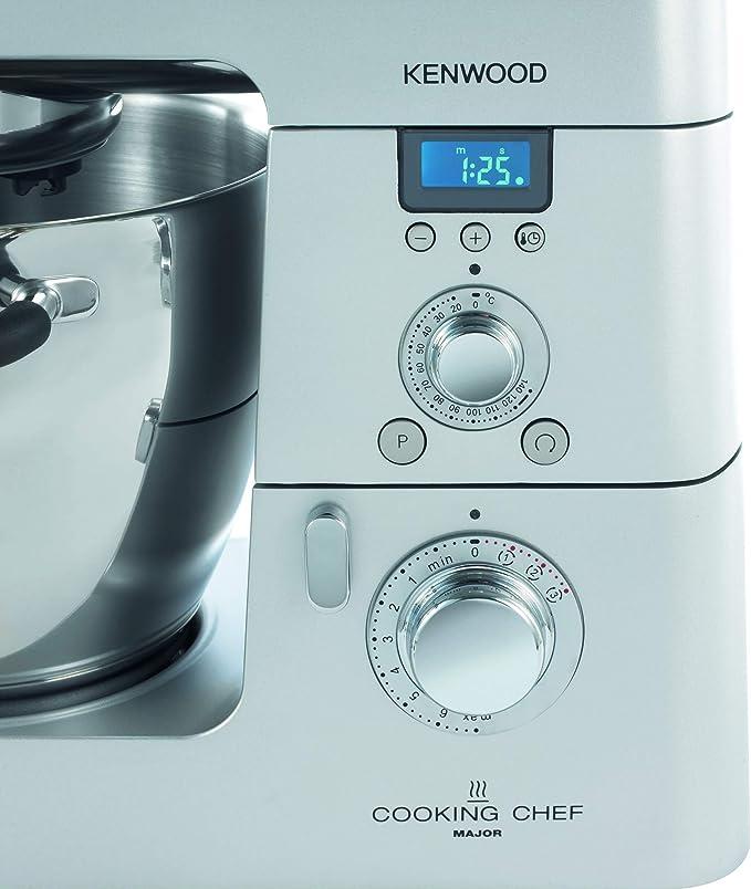 Kenwood Electronics KM082 1500W 6.7L Aluminio, Acero inoxidable ...