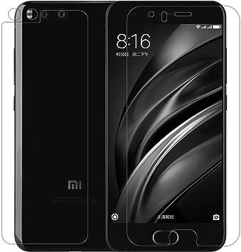 NILLKIN Protector de Pantalla Xiaomi Mi6, Protector de Pantalla de ...