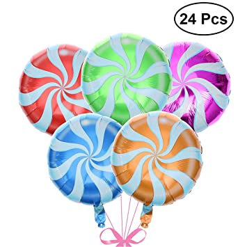 Festive & Party Supplies Toy Fashion Balloon New Balloon Decoration Fun Aluminum Party Foil Candy