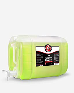 product image for Adam's Heavy Duty All Purpose Cleaner & Degreaser - Powerful, Professional Strength Formula That Easily Cuts Heavy Grease & Tar, Tire Cleaner, Engine Bay Cleaner, and More (5 Gallon)