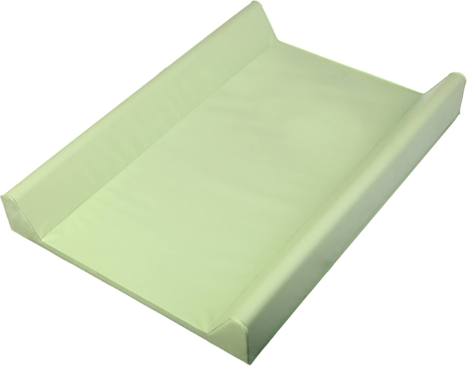 Changing Mat with hard base Changing Cover PVC Changing Table Top Green Changing Mat 70x50 cm Changing Pad Cotbed Changing Pad Cot Bet Changign Mat