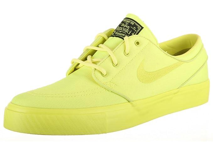 76d1c3a71ffb31 Image Unavailable. Image not available for. Colour  Nike Zoom Stefan Janoski   Lemon Twist  Men s Sneakers (333824-770)
