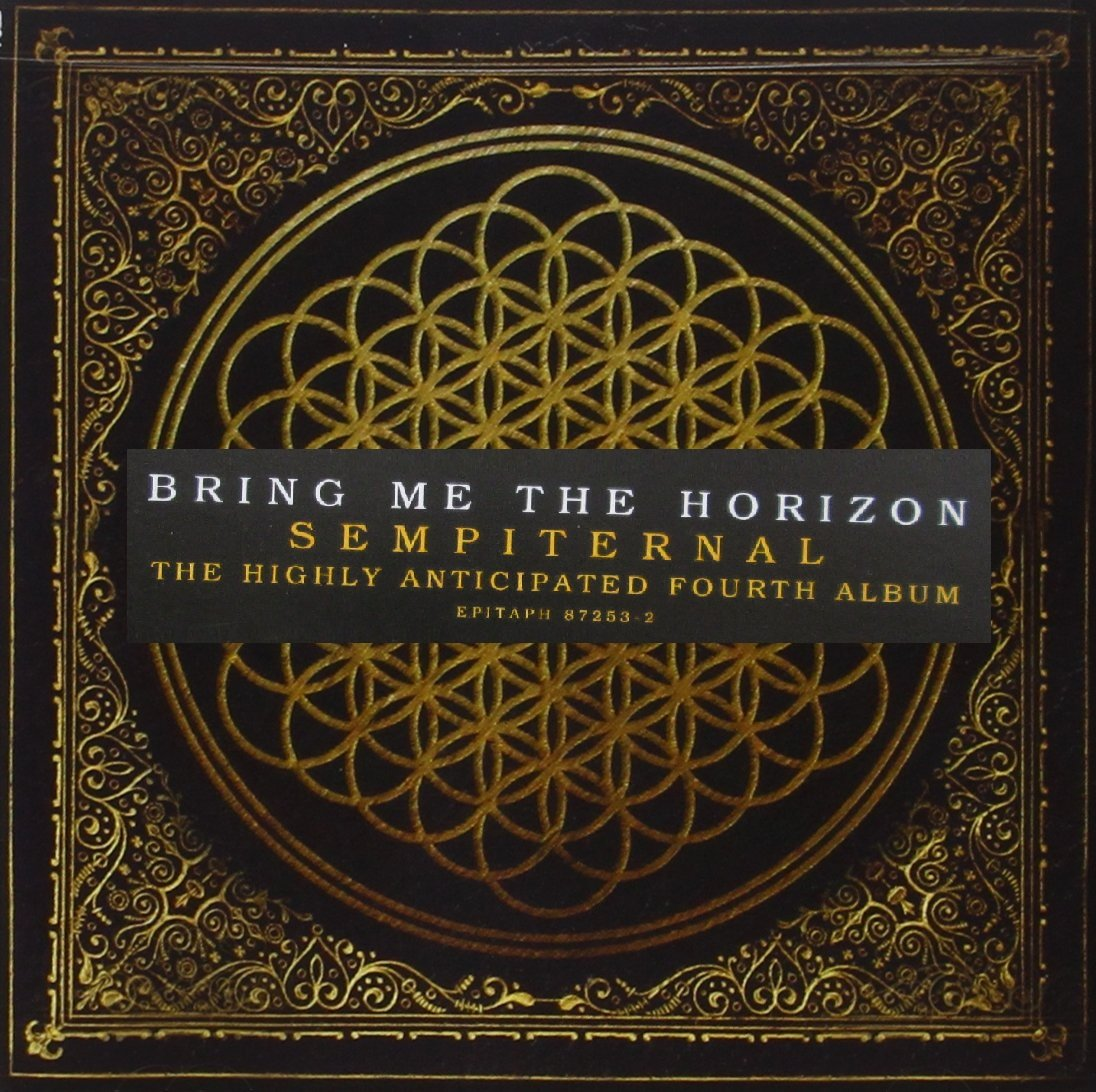 CD : Bring Me the Horizon - Sempiternal (CD)