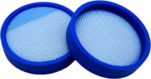 Green Label 2 Pack Replacement Filter 440005953 for Hoover Air Cordless Upright Vacuum Cleaners