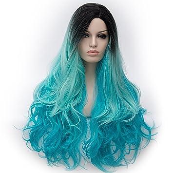 Amazon.com: Peluca de Alacos Fancy Wigs, 29.5 in, color ...