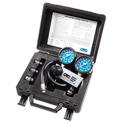 OTC 5609 Cylinder Leakage Tester Kit: Automotive