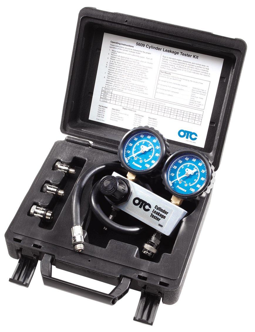 OTC 5609 Cylinder Leakage Tester Kit SPXSF