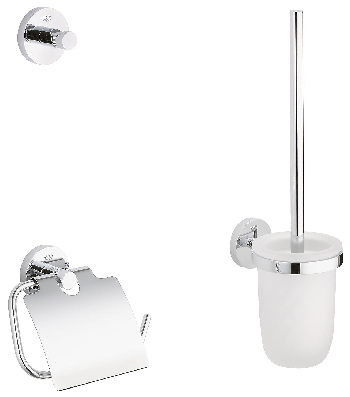GROHE 40407001 | Essentials Accessory Set: Amazon.co.uk: DIY & Tools