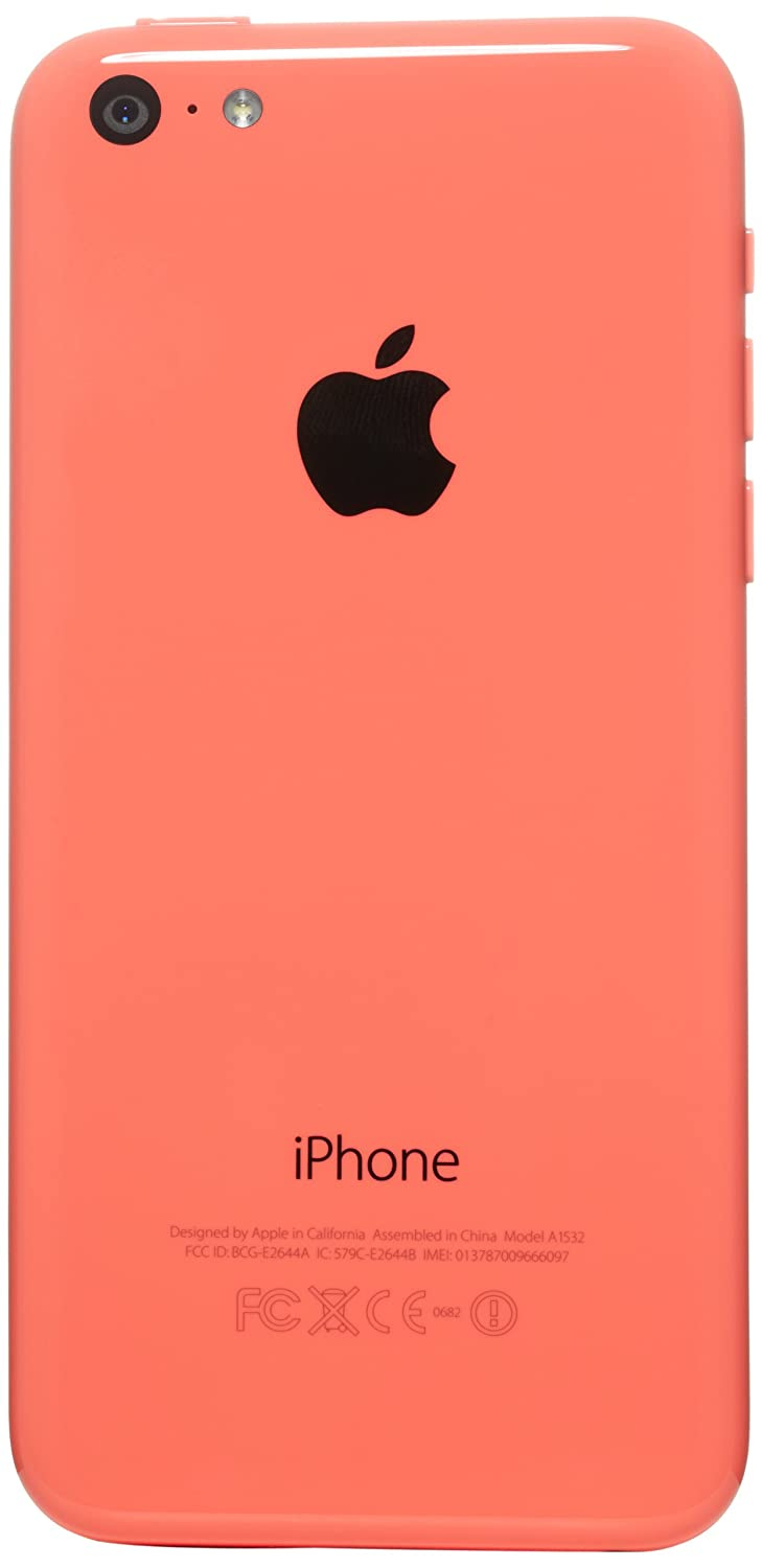 Amazon Apple IPhone 5C 16 GB Sprint Pink Cell Phones Accessories