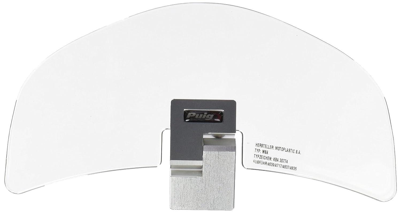 Puig 4717 W deflettori raggio dellarco 300 mm Parabrezza trasparente