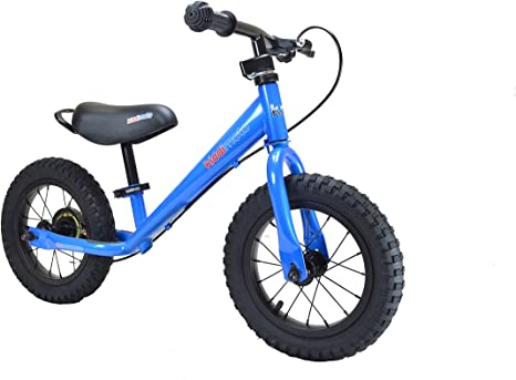 KIDDIMOTO Limited Edition Super Junior MAX - Bicicleta (Azul ...
