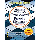 Merriam-Webster's Crossword Puzzle Dictionary, 4th Ed., Enlarged Print Edition, Newest Edition
