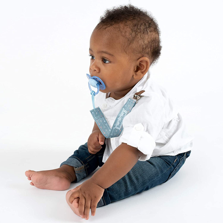 Amazon.com: BooginHead - Clip para chupete de bebé recién ...
