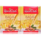 The Spice Club Badam Drink Mix 200Gm-Pack Of 2
