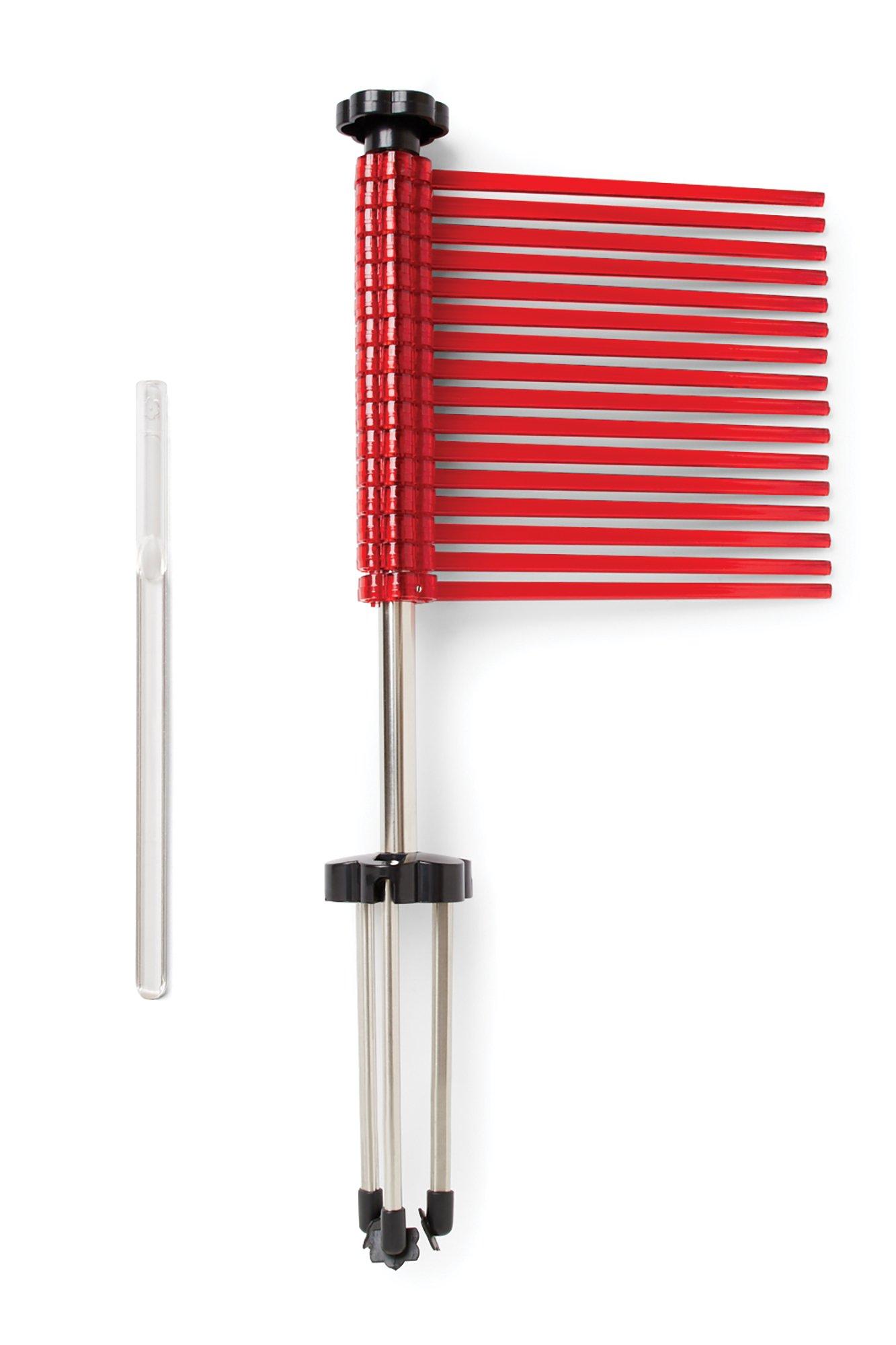 Fox Run 11654 Pasta Drying Rack, 18.5'', Red by Fox Run (Image #4)