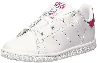 cc3920d5ef726 adidas Stan Smith I Sneakers Basses Mixte bébé  Amazon.fr  Chaussures et  Sacs