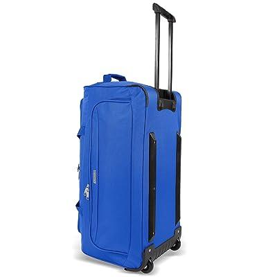 noorsk Reisetasche mit Rollen und Teleskopgriff im Test